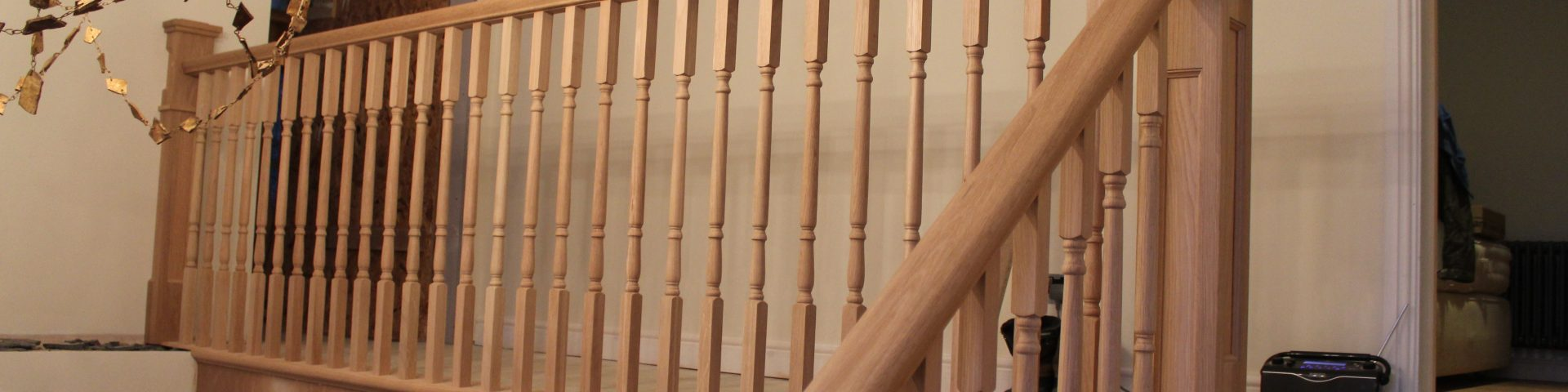 Oak Bespoke Staircases